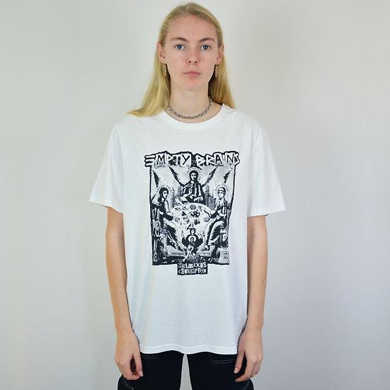 Gambling Angels White T-Shirt