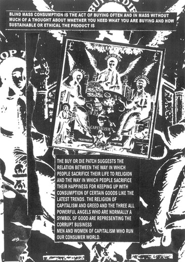 Empty Brains 2020 Collection Zine Page 4