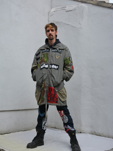 End Blind Mass Consumption Collection Lookbook