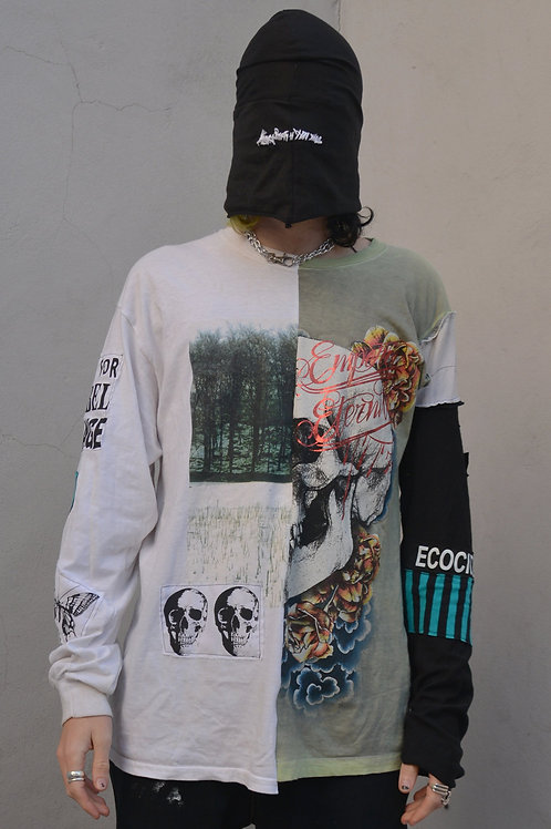 CLIMATE PATCHWORK LONGSLEEVE VERSION Z