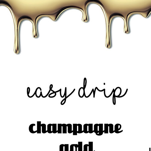 EasyDrip Champagne Gold 100gr