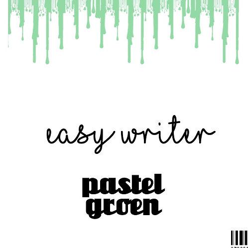EasyWriter Pastel Groen 100gr