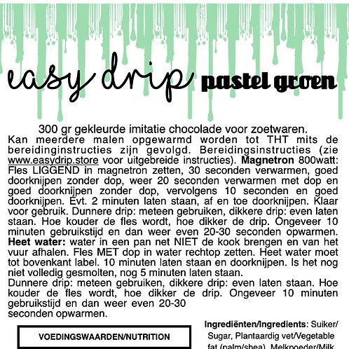 EasyDrip Pastel Groen XL 500gr