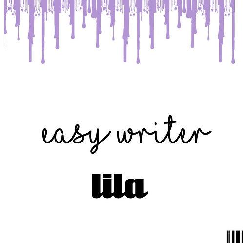 EasyWriter Lila