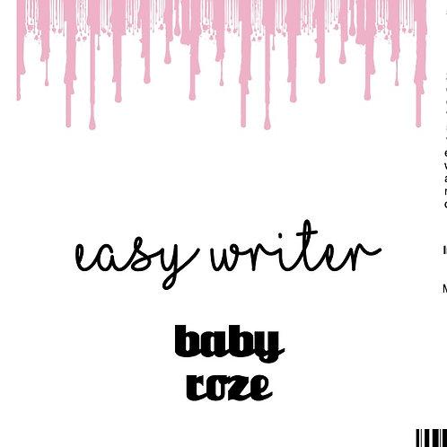 EasyWriter Baby Roze