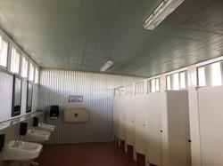 Interior Midway Restrooms