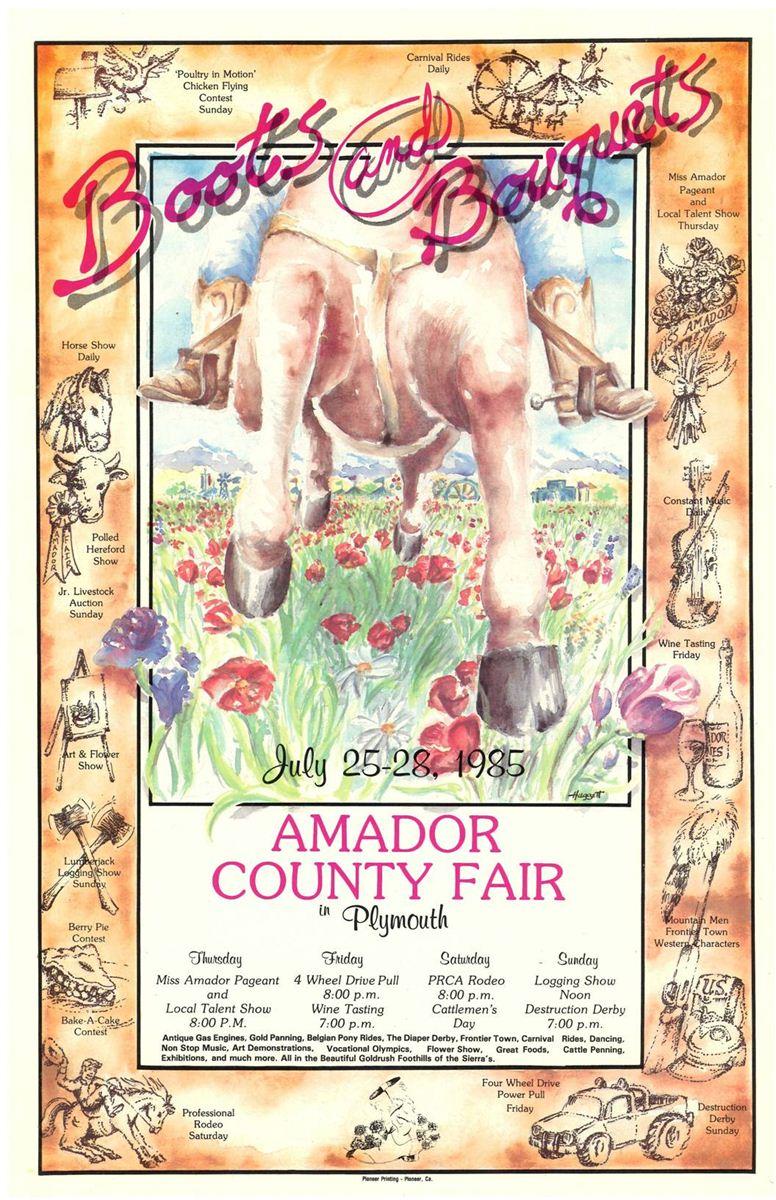 1985 acf poster