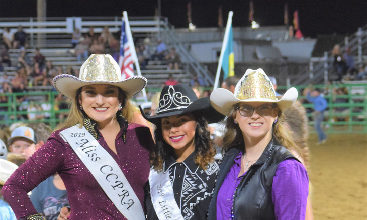 1ST NIGHT AS THE ACF RODEO QUEEN