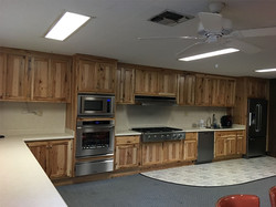 BOARD ROOM WITH NEW APPLIANCES