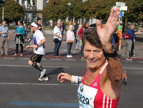 Berlin maraton 2016
