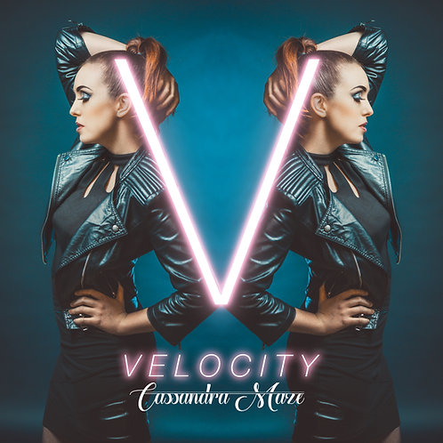 Velocity (Physical Copy)
