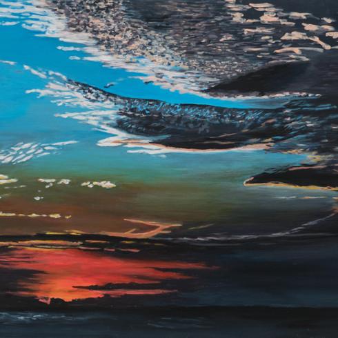 Mauritian sunset 2