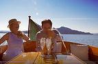 Evening romantic cruise Lake Maggiore 3.