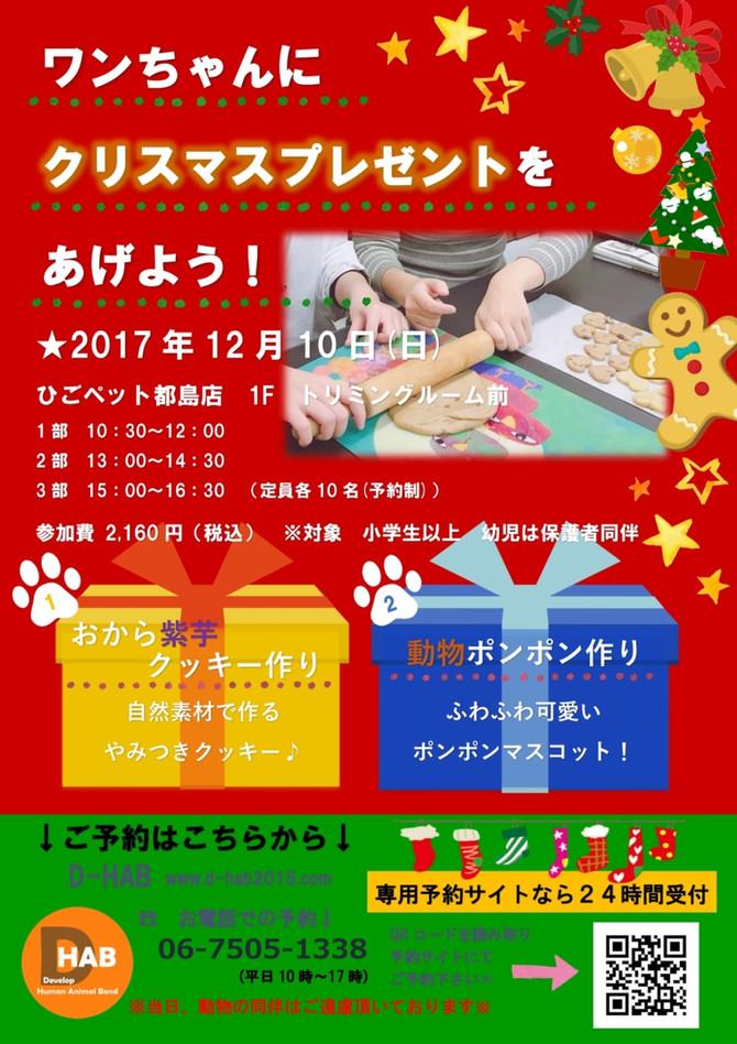 ひごペット 都島 クリスマスイベント