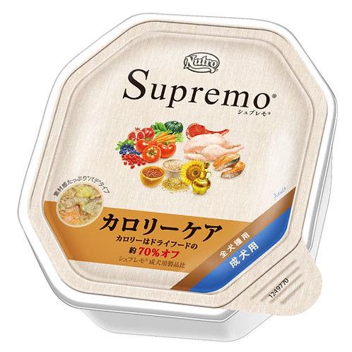シュプレモ カロリーケア 成犬用