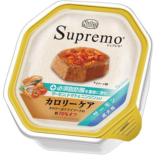 シュプレモ カロリーケア チキン&サーモン 成犬用