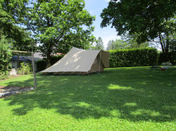 grote tent