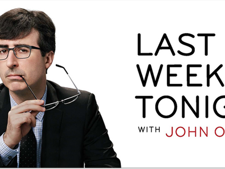 Ask John Oliver to give us some Comic Relief!