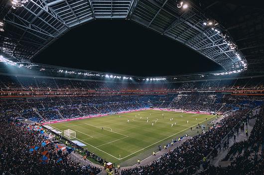 sports marketing, football stadium