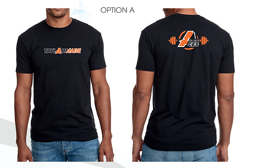 Unisex Orlando Aces/TaylarMade Special Edition T-shirt