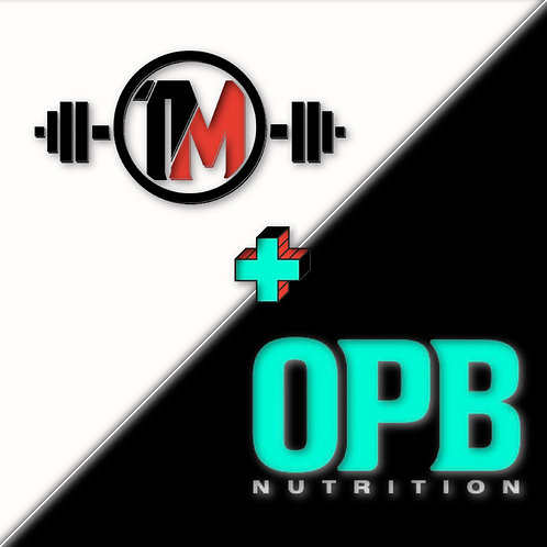 Taylar'd Athlete+OPBN-More than Macros