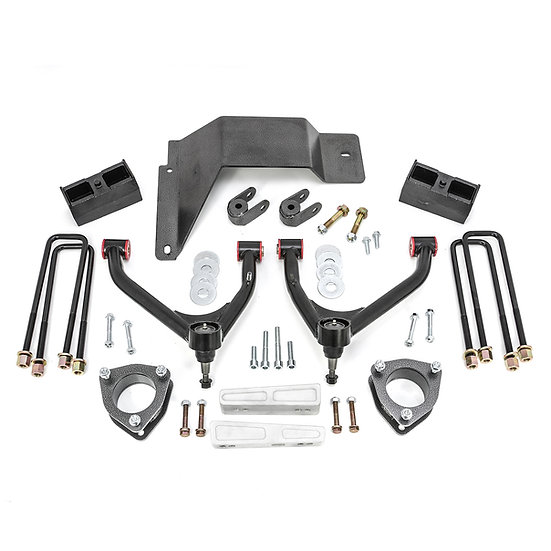 "2007-2013 SILVERADO/SIERRA 1500 4WD 4"" LIFT KIT"