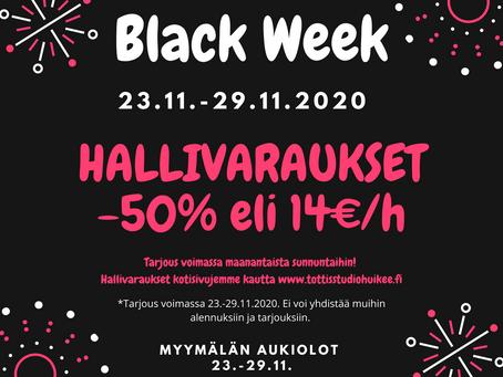 HuiKeen Black Week