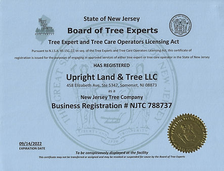 New Jersey Tree Company (NJTC)