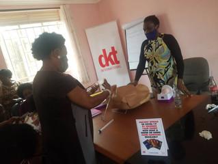 DKT international supported UPMA midwives in modern family planning methods