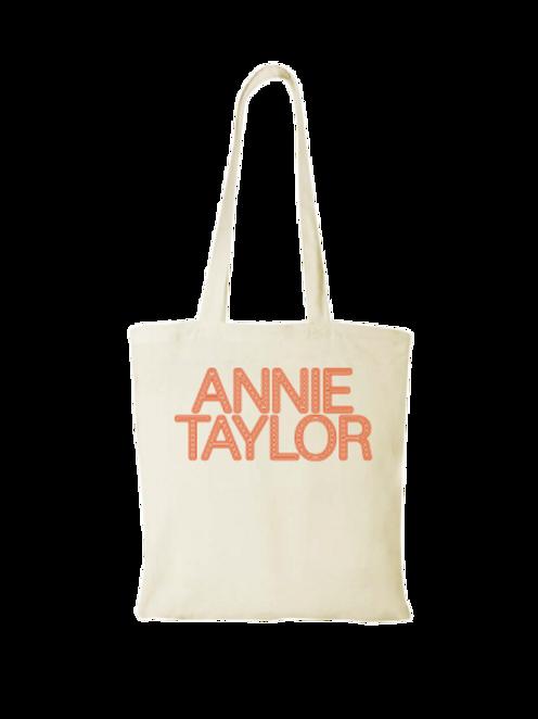 "Tote Bag ""Annie Taylor"""