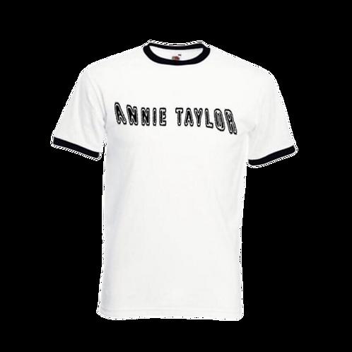 Ringer T-Shirt (b/w)