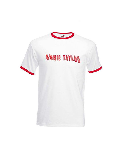 Ringer T-Shirt (r/w)