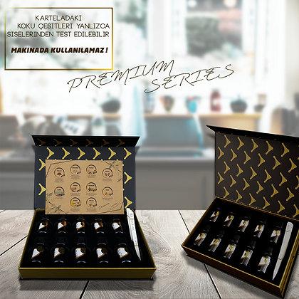 Premium Series Koku Kartelası