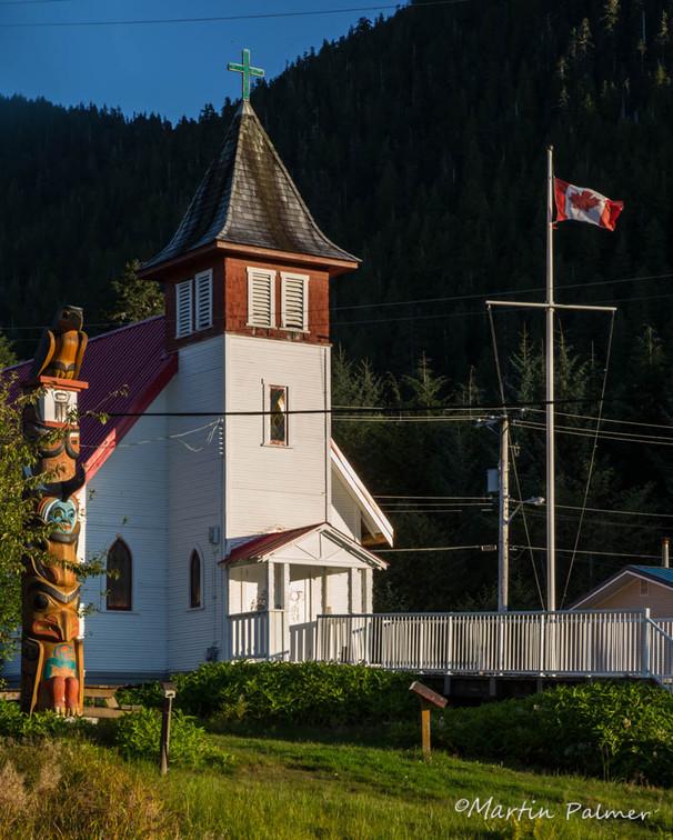 Hartley Bay Church