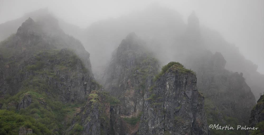 Misty Mountains