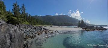 First Beach in the Sunshine