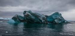 Clear Icebergs