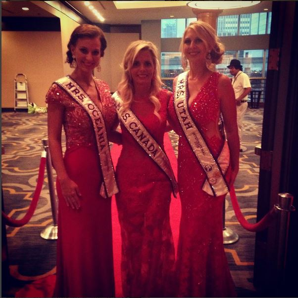 Mrs. International Pageant 2015