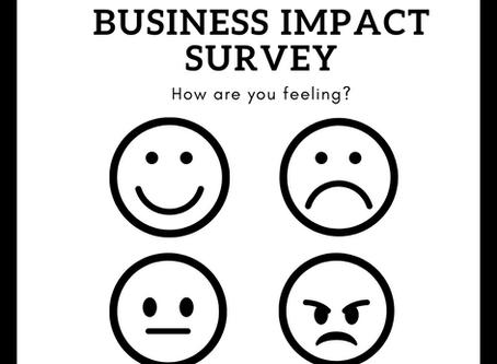 Business Impact Survey