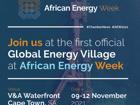 African Energy Week - Increasing trade, investment and knowledge sharing between Scotland and Africa