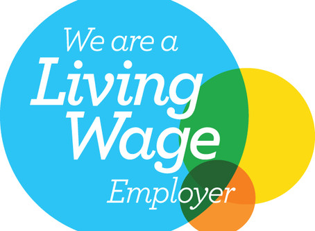 KURO show Living Wage commitment