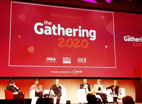The Gathering - Maximising growth within the Third Sector