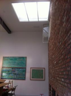 Roof top skylight