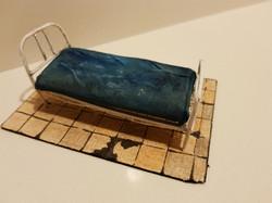 Institutional bed- model