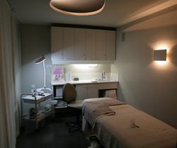 Spa- Facial room