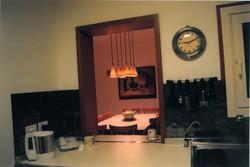 Kitchen Dining view