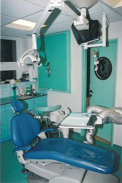 Clinic- Treatment room 3