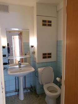 Old washroom
