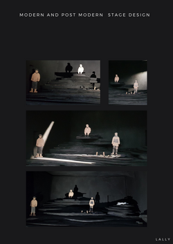 Woyzeck (lighting scenes)