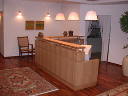 Legal office- reception